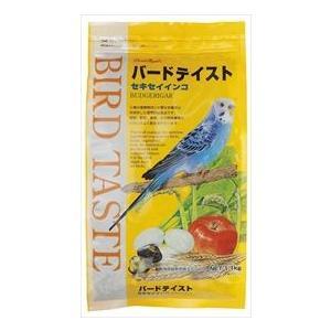 ナチュラルペットフーズ株式会社 バードテイスト セキセイインコ 1.1kg 鳥用×18袋|starlive