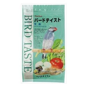 ナチュラルペットフーズ株式会社 バードテイスト 文鳥 1.1kg 鳥用×18袋|starlive