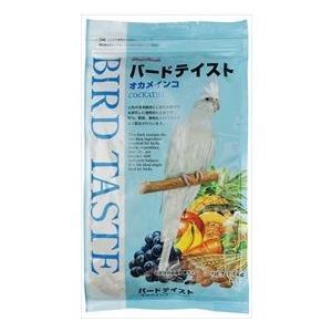 ナチュラルペットフーズ株式会社 バードテイスト オカメインコ 1.1kg 鳥用×18袋|starlive