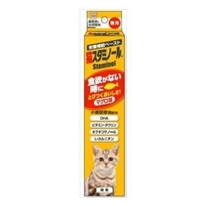 アース・バイオケミカル 猫スタミノール 食欲がない時に マグロ味 50g×10本|starlive