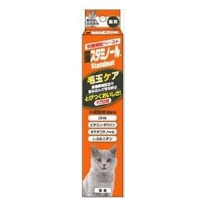 アース・バイオケミカル 猫スタミノール 毛玉ケア マグロ味 50g×10本|starlive