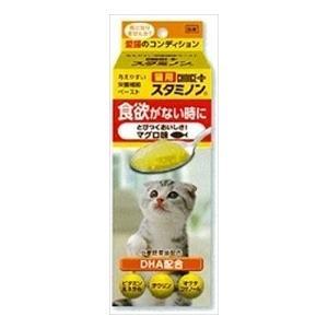 アース・バイオケミカル 猫用 チョイスプラス スタミノン 食欲がないときに 30g×24本|starlive