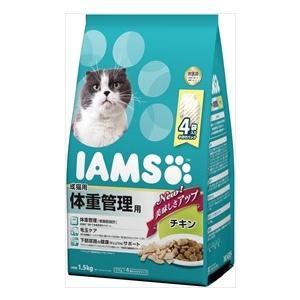 MARS japan アイムス 成猫用 体重管理用 チキン 1.5kg×6袋