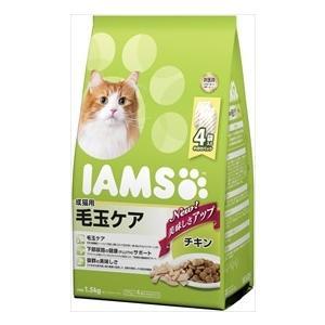 MARS japan アイムス 成猫用 毛玉ケア チキン 1.5kg×6袋