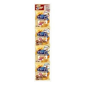 ユニ・チャーム グラン・デリ カリカリ仕立て 成犬用 4連パック 新食感ささみ入り粒・角切りチーズ粒入り 40g×4個×30袋