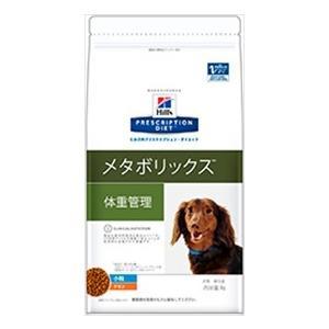 ヒルズ プリスクリプションダイエット 犬用 メタボリックス 小粒 1kg×12袋×5