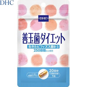 善玉菌ダイエット 20粒(20日分) / DHC|starmall