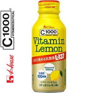 C1000 ビタミンレモン 乳酸菌L-137 120mL ( ハウスウエルネスフーズ C1000 )|starmall