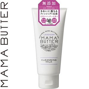ママバター クレンジングミルク 130g / ビーバイイー ママバター|starmall