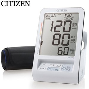シチズン上腕式血圧計 CHUA715 1台 ( シチズン )|starmall