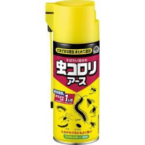 虫コロリアース エアゾール 300mL缶(アース製薬 虫コロリアース) ※忌避剤/虫除け/殺虫剤/害...