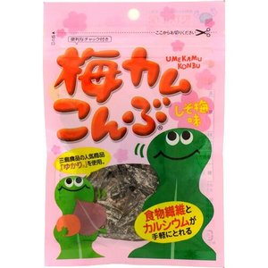 梅カムこんぶ しそ梅味 10g ( 上田昆布 )|starmall