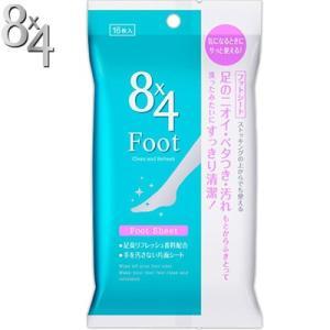 8×4エイトフォー フットシート 16枚 (医薬部外品) / 花王 エイトフォー