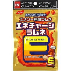 エネチャージラムネ 44g×6 ( ノーベル製菓 )