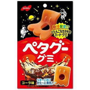ペタグーグミ コーラ 50g ( ノーベル製菓 )|starmall