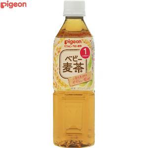 ベビー麦茶 500mL×24 / ピジョン