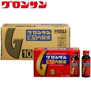 ライオン グロンサン強力内服液 30mL×120本 (第3類医薬品)|starmall
