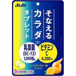 そなえるカラダタブレット 小袋 30g ( アサヒグループ食品 )|starmall