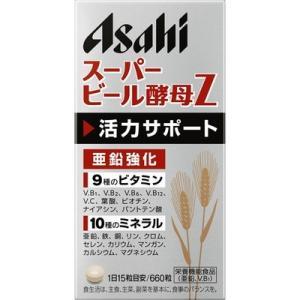 スーパービール酵母Z 660粒 / アサヒグループ食品|starmall
