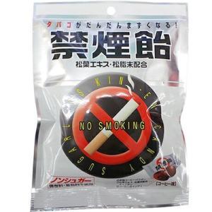 禁煙飴 コーヒー味 70g / ライオンケミカル