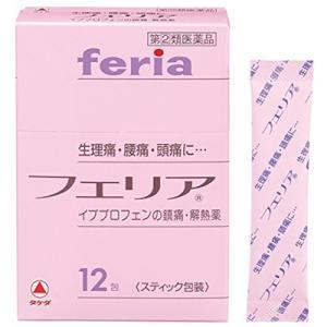 武田薬品工業 フェリア 12包 (指定第2類医薬品)|starmall
