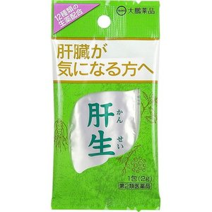大鵬薬品工業 肝生 2g×1包 (第2類医薬品)|starmall