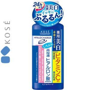 ヒアロチャージ 薬用ホワイトミルキローション 60mL(医薬部外品)(コーセー) ※スキンケア/基礎...
