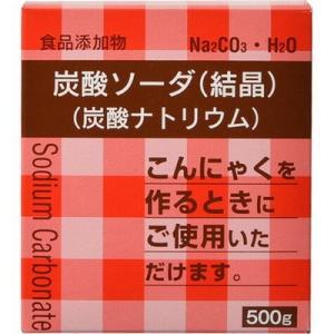 炭酸ソーダ結晶 500g / 大洋製薬 starmall