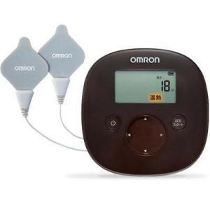 温熱低周波治療器 HV-F320BW ブラウン 1個(オムロン) ※磁気治療器/ツボ/チタン/冷え症...