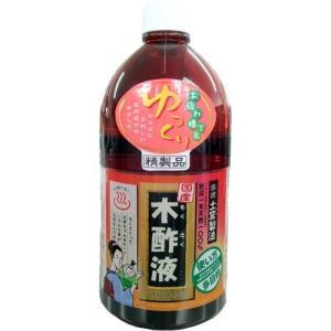 純粋木酢液 1L / 日本漢方研究所|starmall