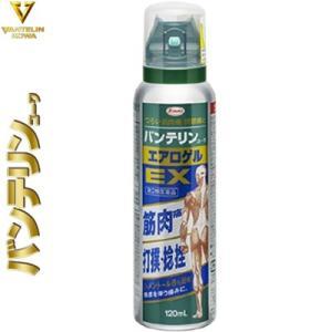 興和新薬 バンテリンコーワ エアロゲルEX 120mL (第2類医薬品)|starmall