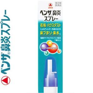 武田薬品工業 ベンザ鼻炎スプレー 14mL (第2類医薬品) starmall