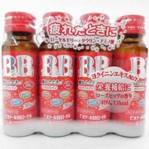 ピオナール BBローヤル 50mL×4 (医薬部外品) / 中外医薬生産|starmall