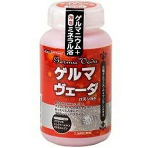 ゲルマヴェーダ バスソルト 630g / 五洲薬品|starmall