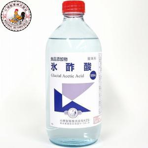 氷酢酸 500mL / 小堺製薬 starmall