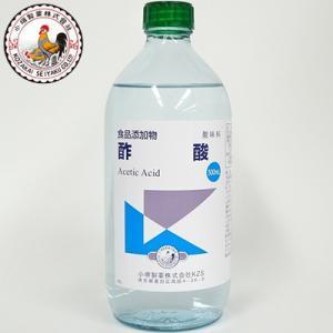 酢酸 500mL / 小堺製薬|starmall