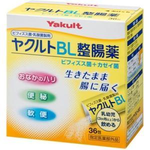 BL整腸薬 36包 (医薬部外品) / ヤクルト BL整腸薬|starmall