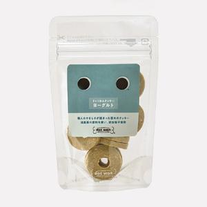 ペット用 おやつ ヨーグルト クッキー ドットわん 犬 保存料無添加|starry