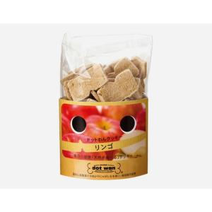 ペット用 おやつ フルーツクッキー リンゴ ドットわん 犬 保存料無添加|starry