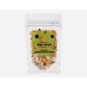 ペット用 おやつ フリーズドライ 野菜(10g) ドットわん 犬 わんちゃん 保存料無添加|starry