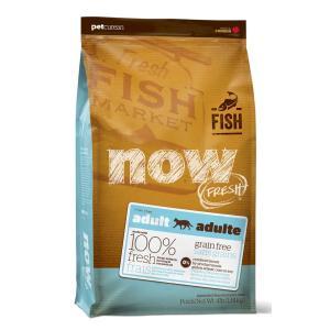 成猫用 魚フード アダルト   NOW FRESH / ナウ・フレッシュ  フィッシュ アダルト キャット  / 1.81kg カナダ産 グルテンフリー ドライフード|starry