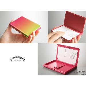 ornament(オーナメント) カードケース / 名刺入れ|吉田テクノワークス|starry