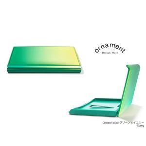 ornament(オーナメント) カードケース / 名刺入れ|吉田テクノワークス|starry|02
