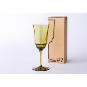 仙台ガラス #7 ワイングラスグラス テーブルウエア シャンパングラス|starry