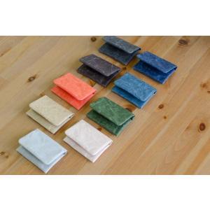 名刺入れ  SIWA|紙和 定形外郵便物 (和紙メーカー大直 と工業デザイナー深沢直人氏 がつくった商品)|starry