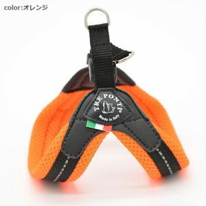 ハーネス Size3 カラー9色 トレ・ポンティ フィッビア ソフトメッシュ  / Tre Ponti Fibbia Soft Mesh / イタリアンブランド イタリア製|starry|03