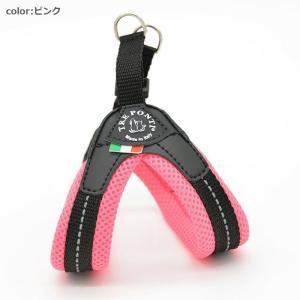 ハーネス Size3 カラー9色 トレ・ポンティ フィッビア ソフトメッシュ  / Tre Ponti Fibbia Soft Mesh / イタリアンブランド イタリア製|starry|04