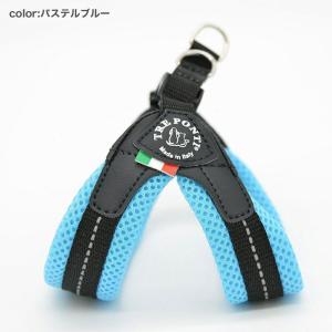ハーネス Size3 カラー9色 トレ・ポンティ フィッビア ソフトメッシュ  / Tre Ponti Fibbia Soft Mesh / イタリアンブランド イタリア製|starry|10