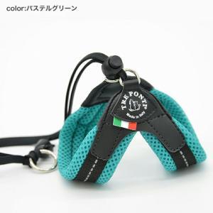 ハーネス  Size3 カラー9色 リベルタ ソフトメッシュ Tre Ponti トレ・ポンティ イタリアンブランド イタリア製|starry|09
