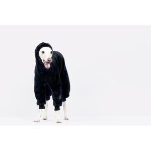 【vemvem】イタグレ専用ワンジー フェイス ブラック|starry|02